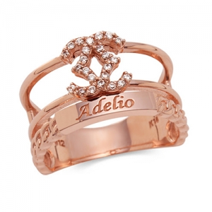R52444 Pink Gold